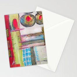 Carnival Time Stationery Cards