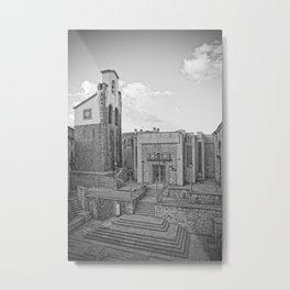 Mateo Hernández Museum , Béjar , Salamanca, Spain Metal Print