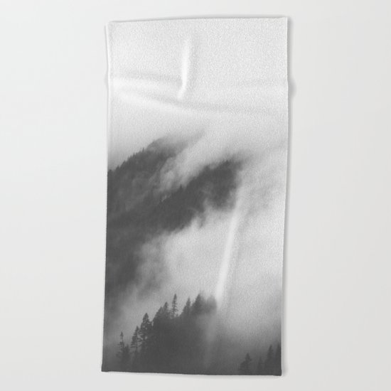 PNW Storm II Beach Towel
