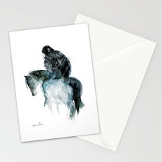 Horse (Ghost rider) Stationery Cards