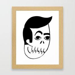 just business Framed Art Print