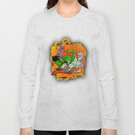 RAW and the Ho Long Sleeve T-shirt