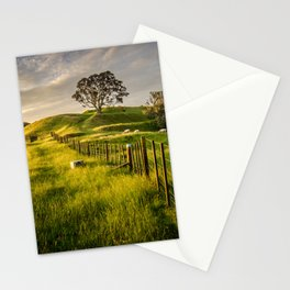 Pleasant Pasture Stationery Cards