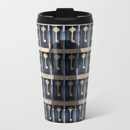 Vintage Keys  Travel Mug