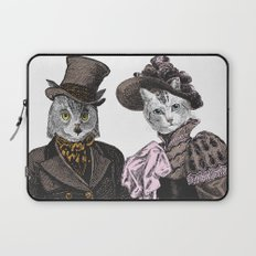 The Owl and the Pussycat Laptop Sleeve