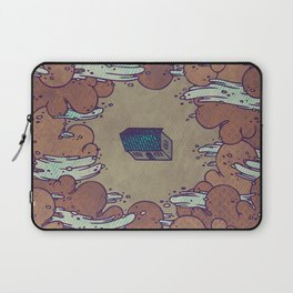 Away From Everyone Laptop Sleeve
