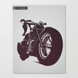 N°6 the RoadHog Canvas Print