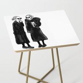 mary-kate n ashley 4 eva Side Table
