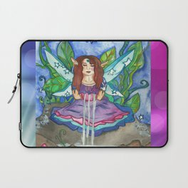 Lotus Seer Fairy Laptop Sleeve