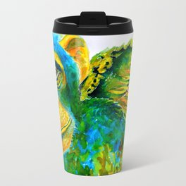 Fly My Pretty Metal Travel Mug