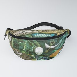 Mad Hatter Fanny Pack