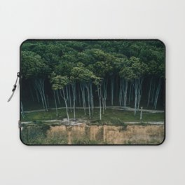 Waves, Woods, Wind and Water - Landscape Photography Laptop Sleeve