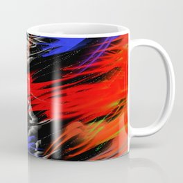 Abstract Urban Art Coffee Mug