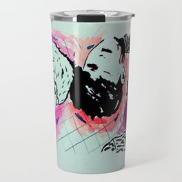 Blooming Infection Travel Mug