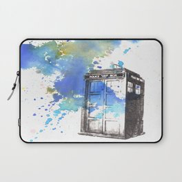 Doctor Who Tardis Laptop Sleeve