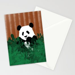 Happy Panda Stationery Cards