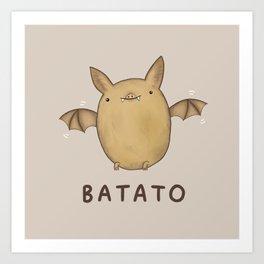 Batato Art Print