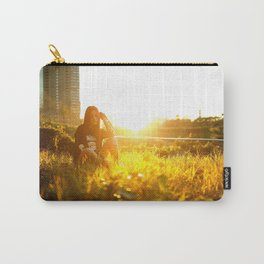 Art Piece by Chema Photo Carry-All Pouch