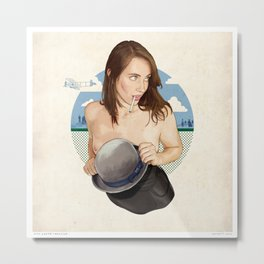 Miss North Carolina Metal Print