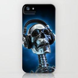 Soul music iPhone Case