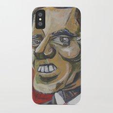 Mit Romney Abstract iPhone X Slim Case