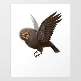 Little Bird, Little Bird Art Print