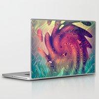 underwater Laptop & iPad Skins featuring Underwater by GypsYonic