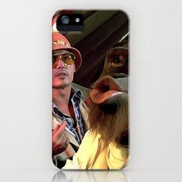 Johnny Depp @ Fear and Loathing in Las Vegas #2  iPhone Case