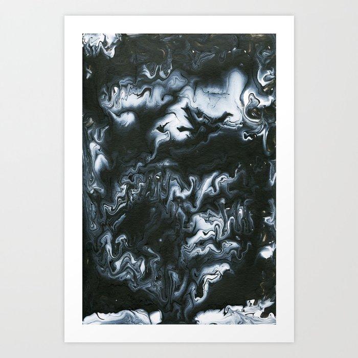 dark side Kunstdrucke
