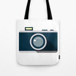 Camera Minimale Tote Bag