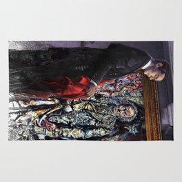 Dorian Gray Revisited Rug