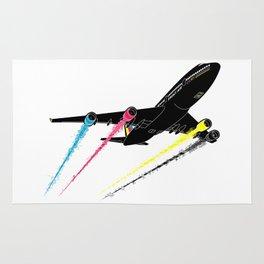 Ink Jet Rug