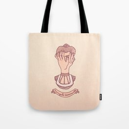 mamzelle tourmentée Tote Bag