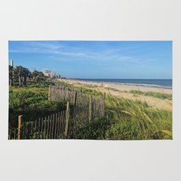 Myrtle Beach Boardwalk Rug