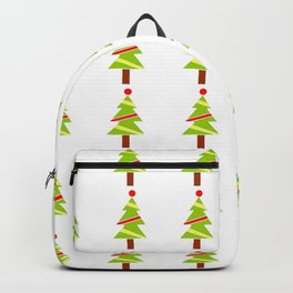 Christmas tree 3 Backpack