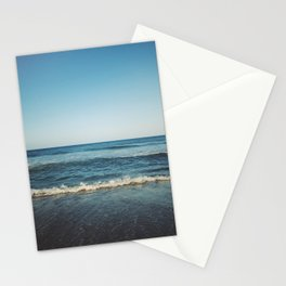 the atlantic, always Stationery Cards