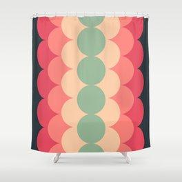 Gradual Rosegreen Shower Curtain