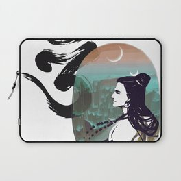 Shiva Mood Rise Laptop Sleeve