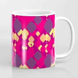 Retro Drops Coffee Mug