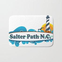 Salter Path - North Carolina. Bath Mat