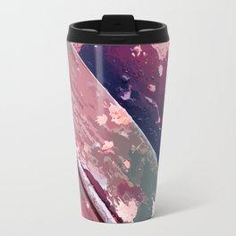 Texture 10. Autumn wine Travel Mug