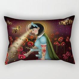 Oblivion: Anthophila I Rectangular Pillow