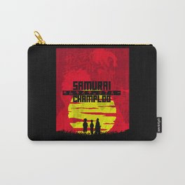 Crack Of Samurai Champloo Carry-All Pouch