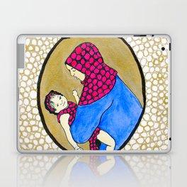 Icons of American Motherhood 1 Laptop & iPad Skin