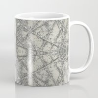 snowflake Mugs featuring Snowflake  by Project M