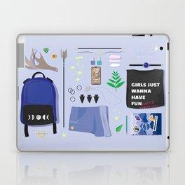 Modern Artemis Flatlay Laptop & iPad Skin