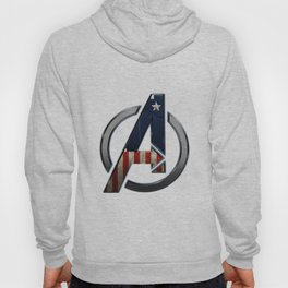 UNREAL PARTY 2012 THE AVENGERS  CAPTAIN AMERICA  Hoody