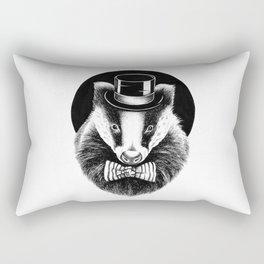 MISTER BADGER Rectangular Pillow