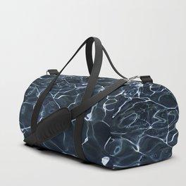 DARK BLUE -  WATER Duffle Bag