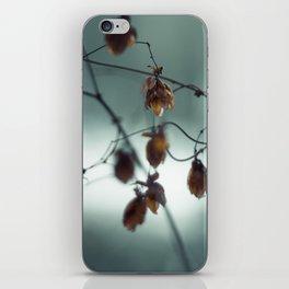 Frost & beauty III iPhone Skin